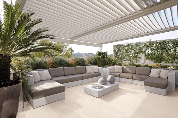 Zerodesign Salar White 60x120 Amb Esterno by Emilceramica Group
