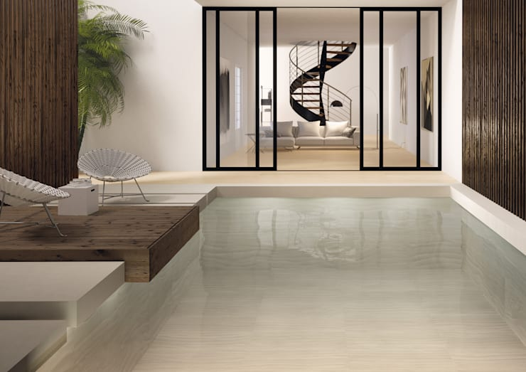 Zerodesign Thar Beige Amb Piscina by Emilceramica Group