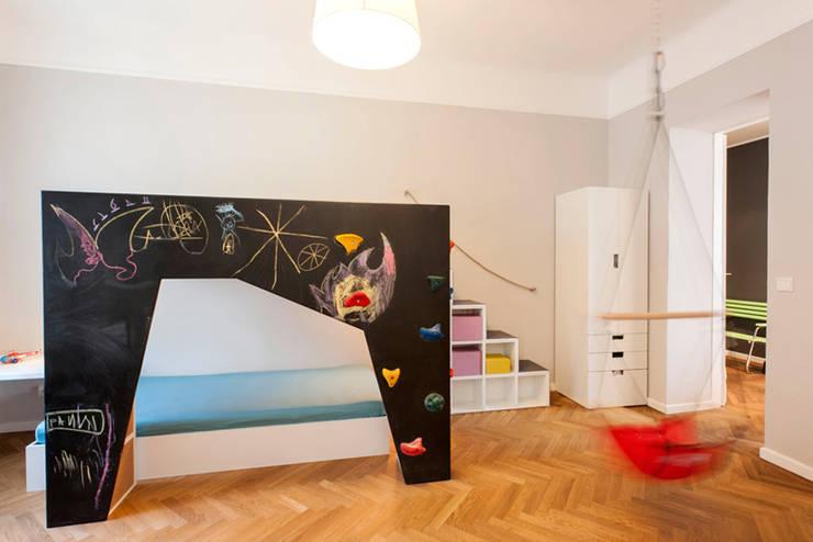 Kinderzimmer:  Kinderzimmer von INpuls