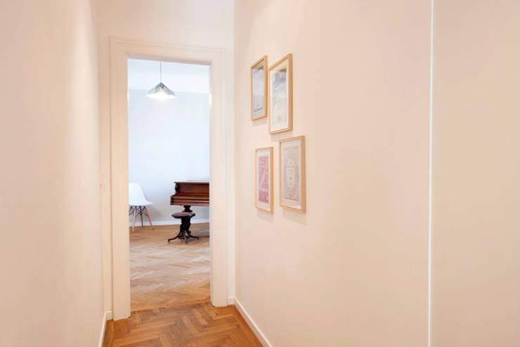 Projekty,  Salon zaprojektowane przez INpuls