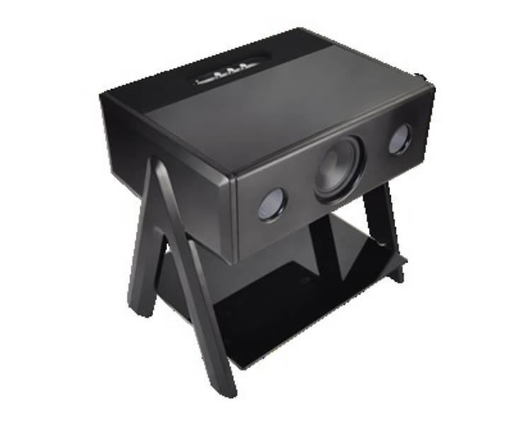 La Boite concept x Samuel Accoceberry - Cube Thruster 1: Salle multimédia de style  par La Boite concept