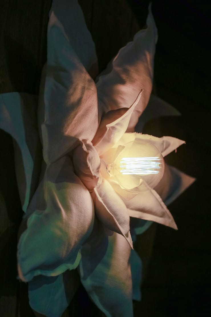 Applique florale : Art de style  par ANTONIN Liliane
