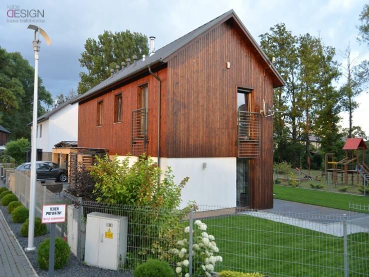 Scandinavian style houses by kabeDesign kasia białobłocka Scandinavian