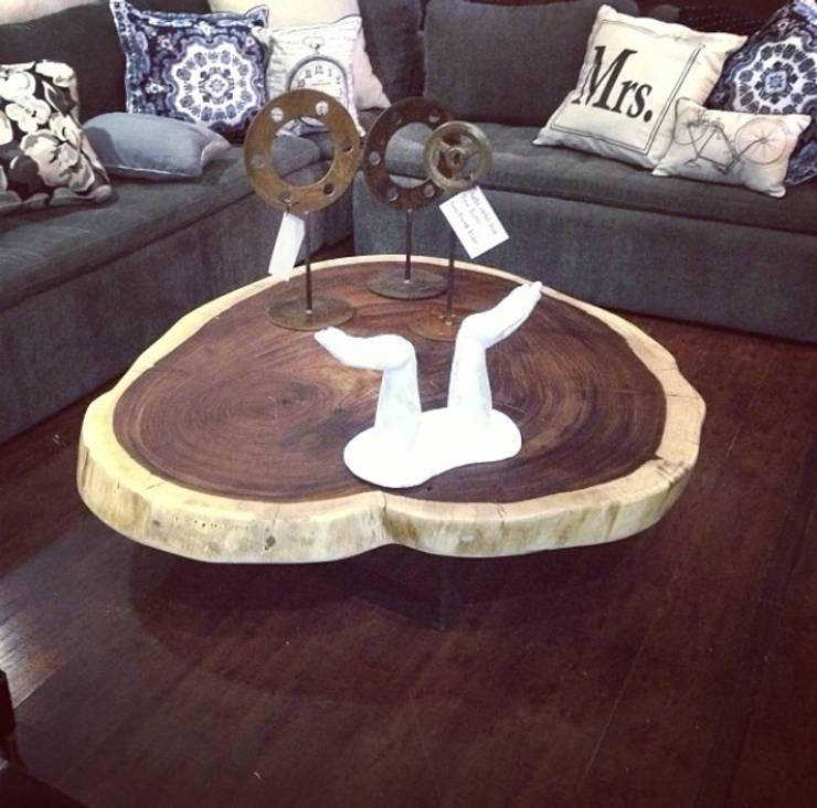 Coffee Table : Salas de estilo  por MAKE DESIGN