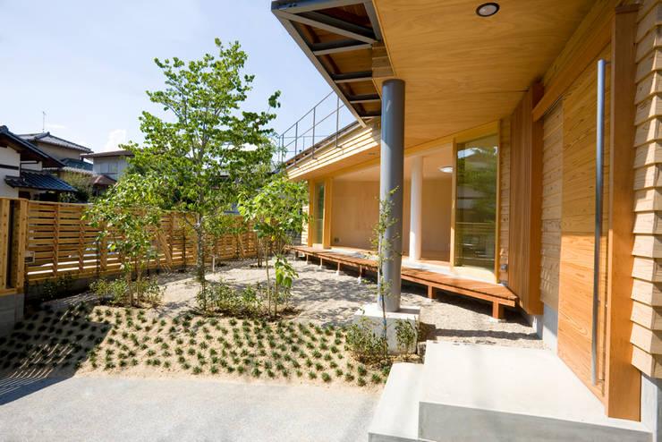 松下建築設計 一級建築士事務所/Matsushita Architects의  주택