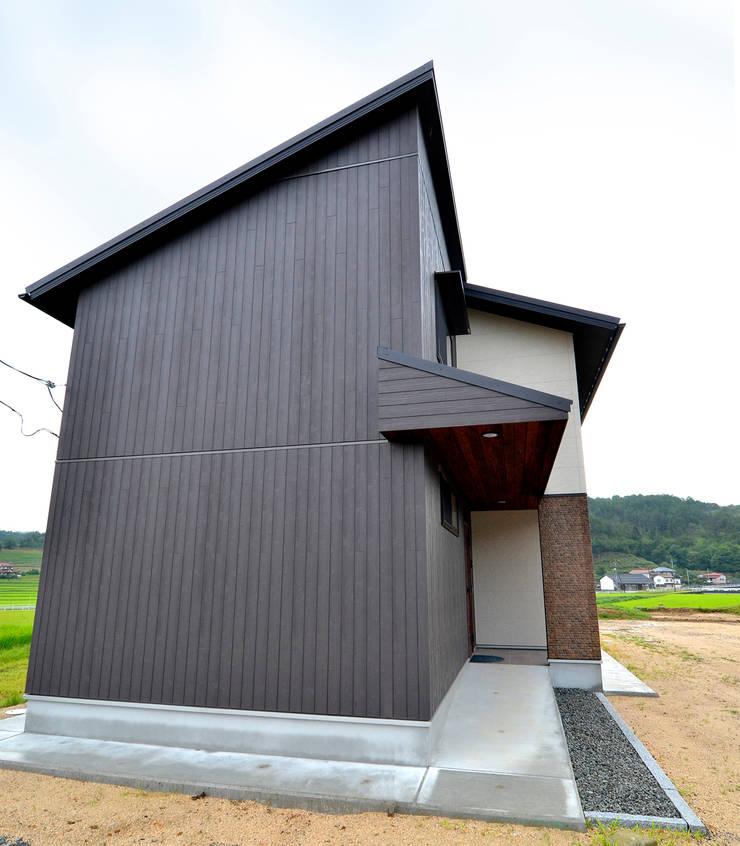 世羅の家: 宮崎環境建築設計が手掛けた家です。,