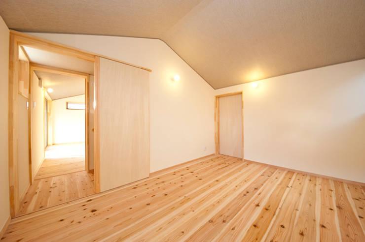 .: 渡辺浩二  設計室が手掛けた寝室です。
