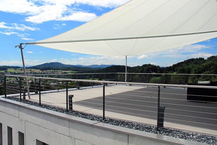 Terrasse EFH:  Terrasse von Schweizer Architekten HTl/STV