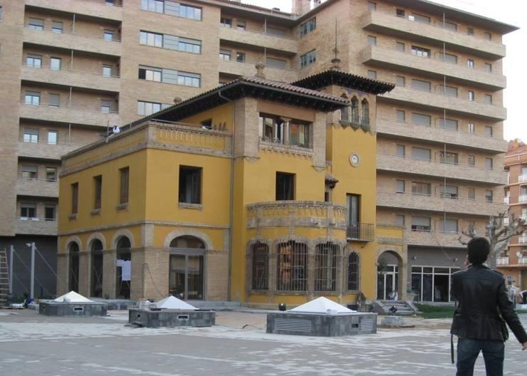 Hotel Castillo de Ayud: Hoteles de estilo  de ARQUIGESTIÓN ARAGÓN S.L.P.