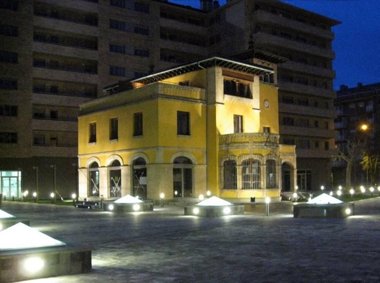 Hotel Castillo e Ayud: Hoteles de estilo  de ARQUIGESTIÓN ARAGÓN S.L.P.