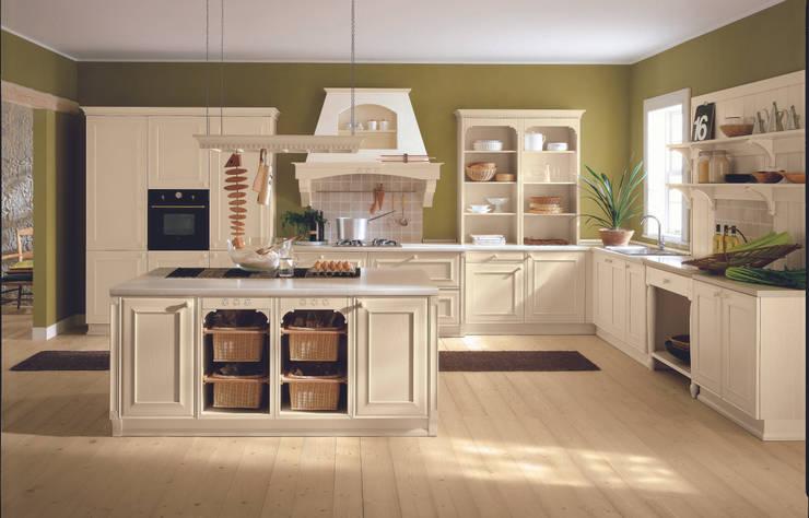 Country: Cucina in stile  di doimo cucine