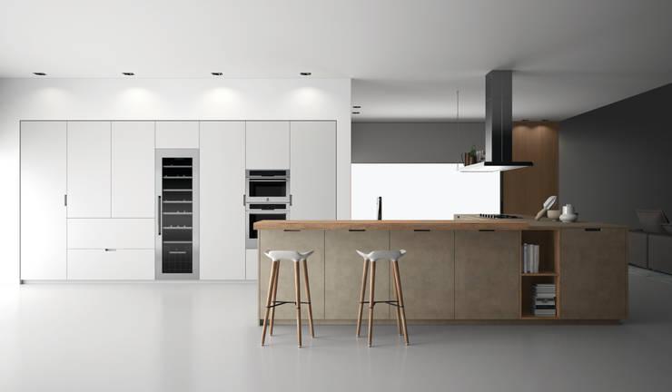 Style: Cucina in stile  di doimo cucine,