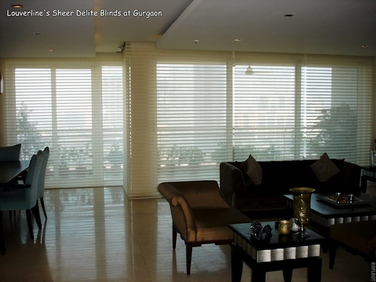 ​Sheer De-lite Blinds , Window Blinds & shades:   by Louverline Blinds,