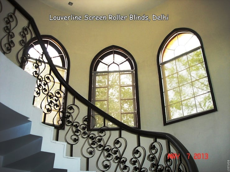 Roller Window Blinds & Shades:   by Louverline Blinds