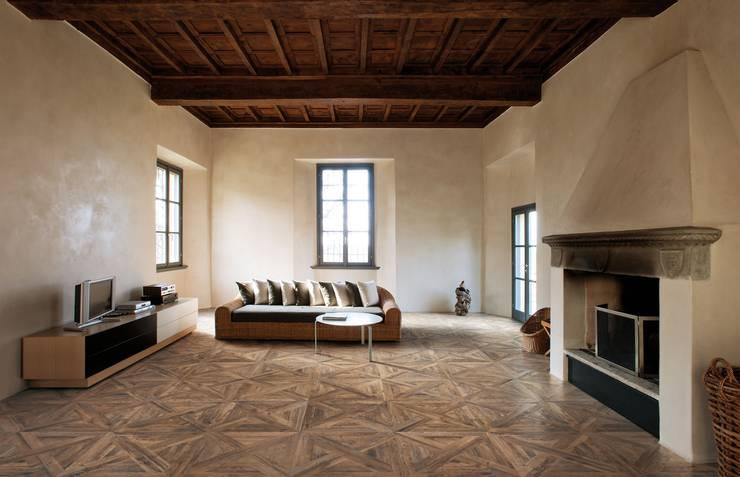 Baita (Farbton Sun):  Wände & Boden von Ceramiche Refin S.p.A