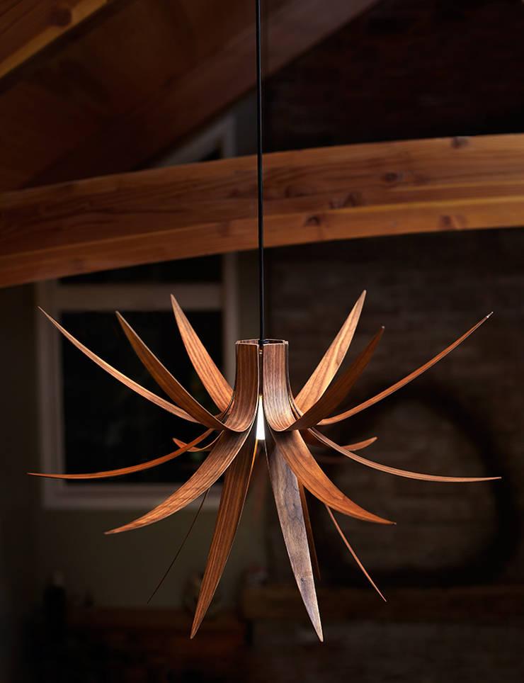 Iris Pendant Light:   by MacMaster Design