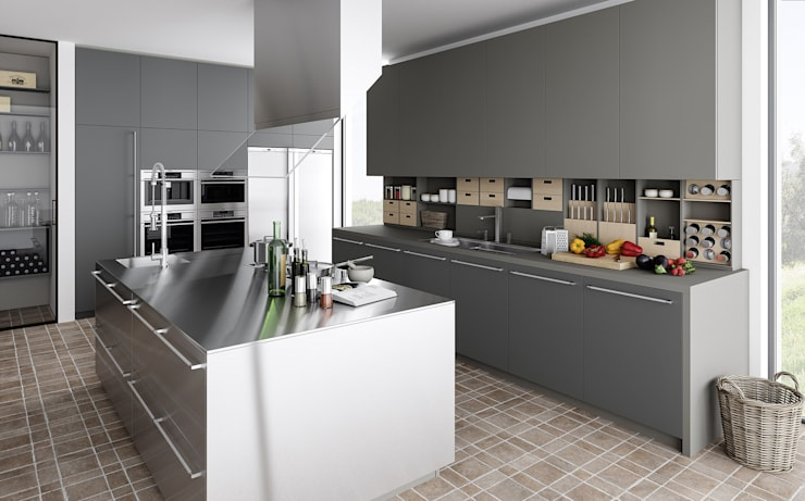 Kitchen by Meson's