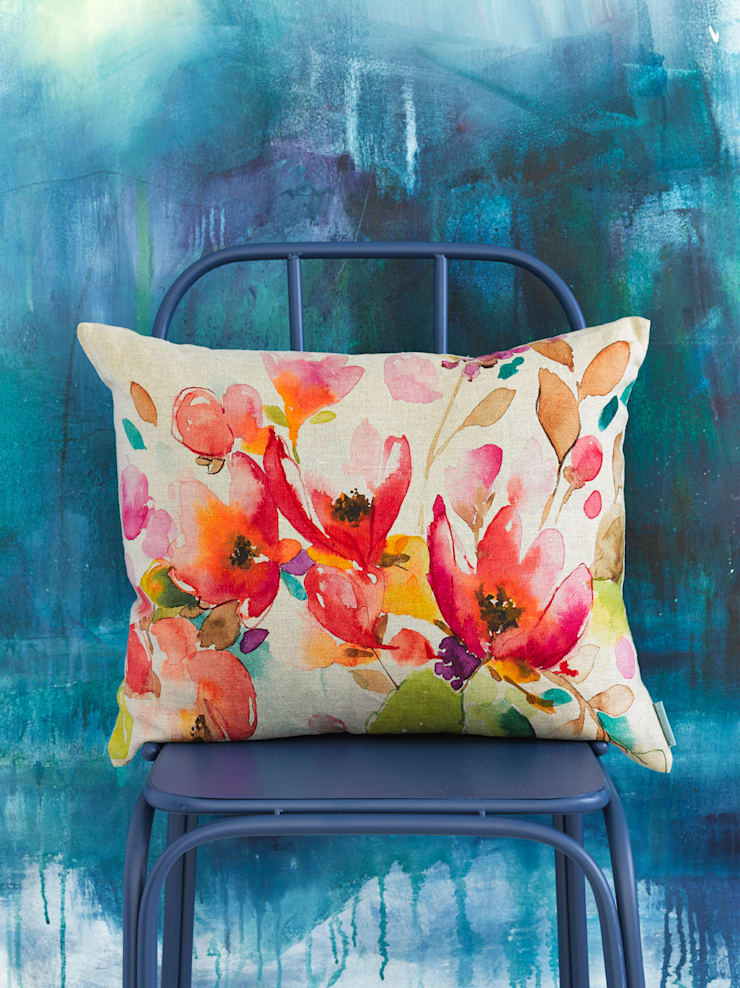 Cushions:  Bedroom by bluebellgray