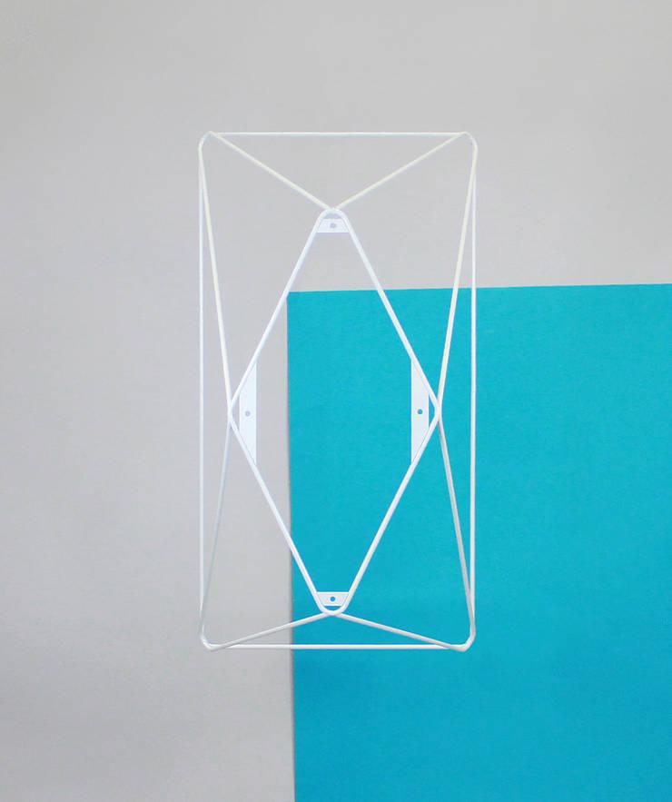 Table Basse Ruby / Pierre Dubourg pour Reine Mère édition: Salon de style  par Pierre Dubourg