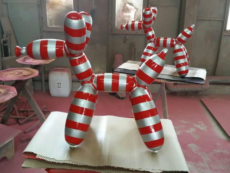 Ballon de baudruche: Art de style  par ALTHOM