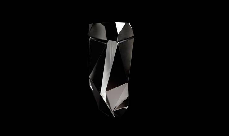 Froissé: Locaux commerciaux & Magasins de style  par studio Franck Magné