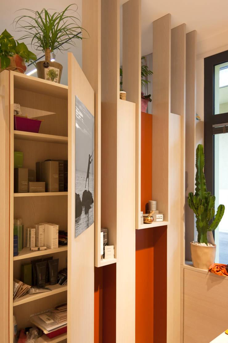 Interni per l 39 accoglienza e il relax identit di un nuovo for Architetto per interni