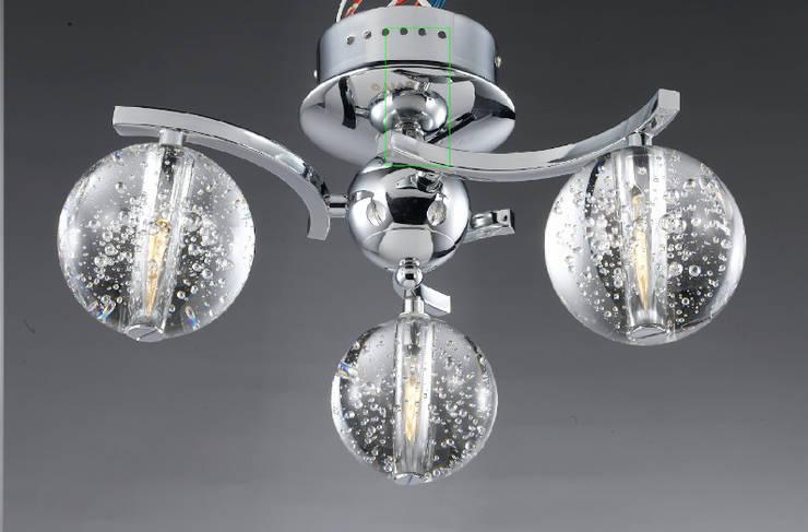 FX1302-3A:  Bathroom by Avivo Lighting Limited,