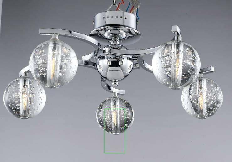 FX1302-5A:  Bathroom by Avivo Lighting Limited,