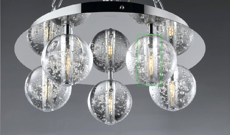 FX1302-5B:  Bathroom by Avivo Lighting Limited,