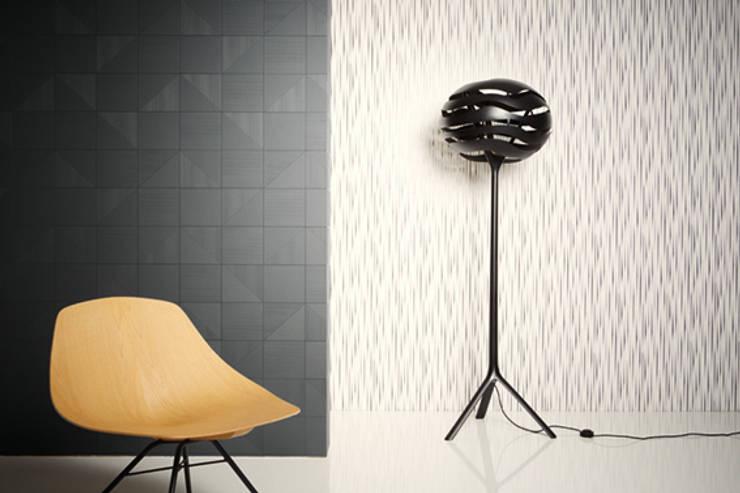Coleccion Aisslinger: Paredes y suelos de estilo industrial de Disbar Papeles Pintados