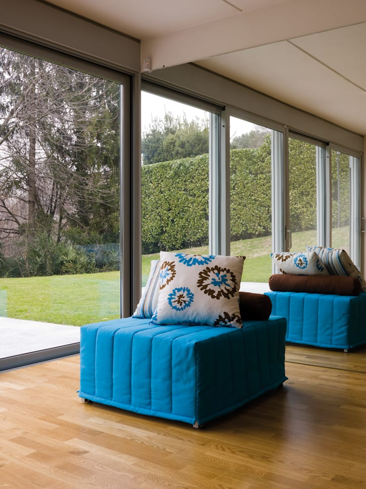CHICK: Camera da letto in stile  di Milano Bedding