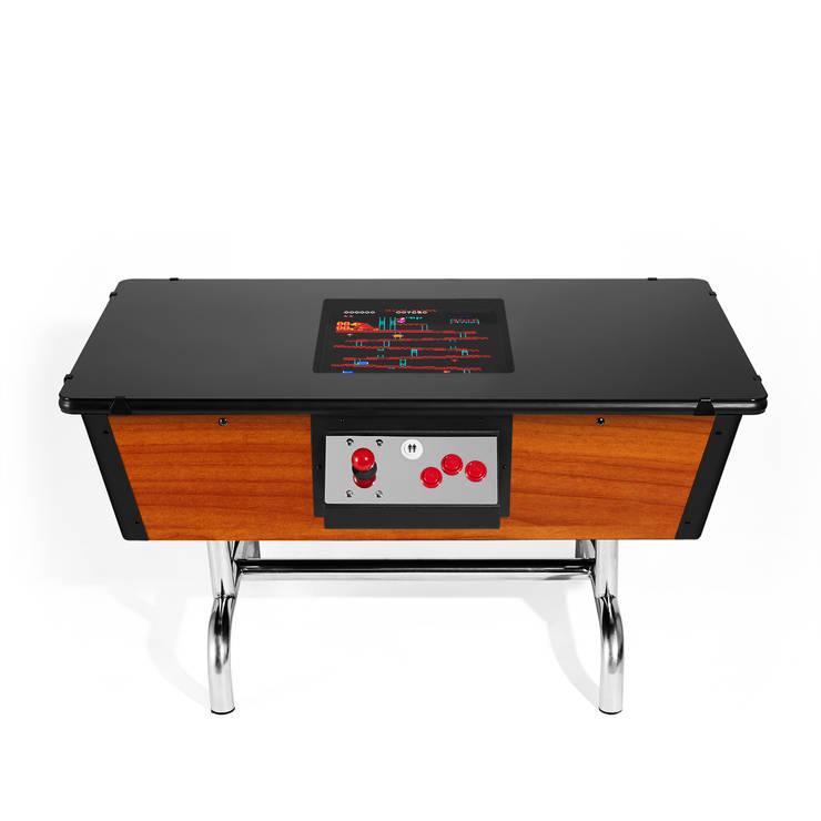 Nouvelle table arcade rétro 80's: Maison de style  par NEO LEGEND