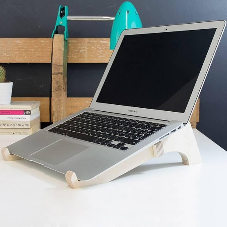 Soporte para portátil DEBEAM: Estudio de estilo  de debosc