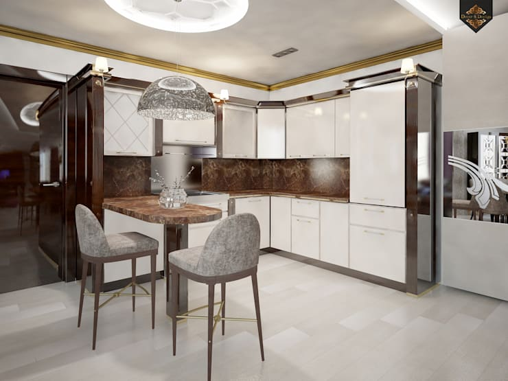 Decor&Design:  tarz Mutfak