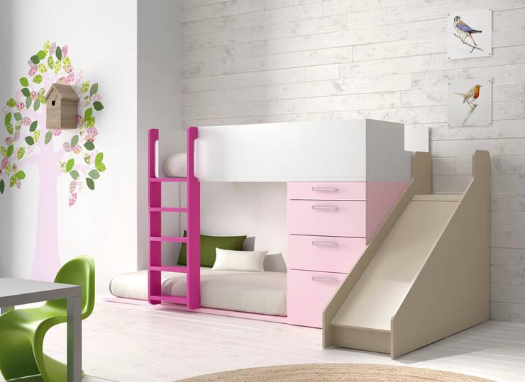 moderne Kinderkamer door Mueblalia