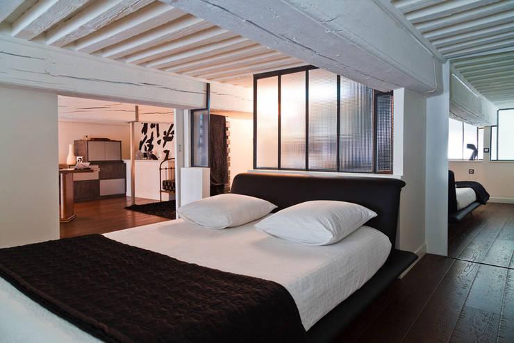 Stellati Rénovationが手掛けた寝室