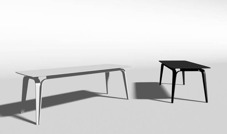Table Curves: modern  von gregor_faubel,Modern