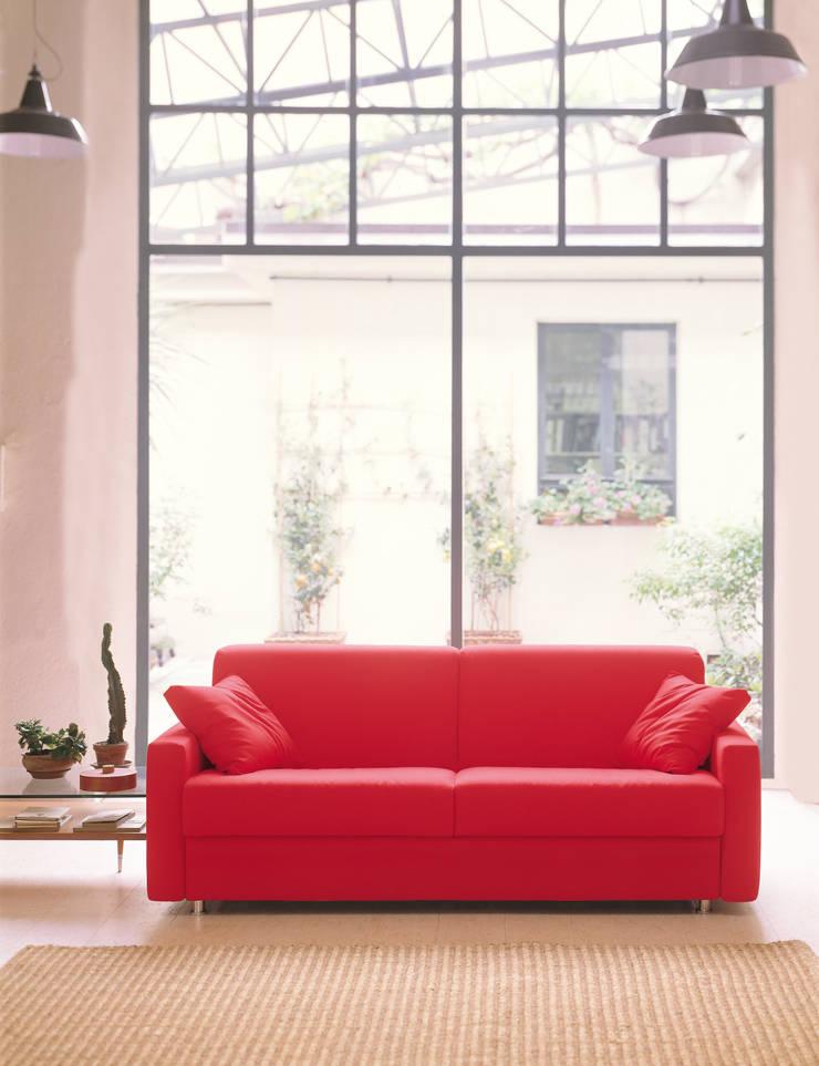 LAMPO: Soggiorno in stile  di Milano Bedding,