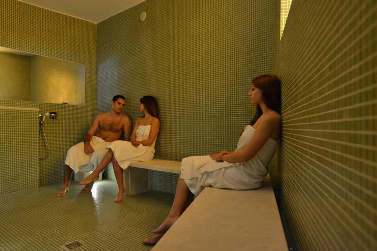 El Faro Hotel: Spa in stile  di Luca Braguglia Studio