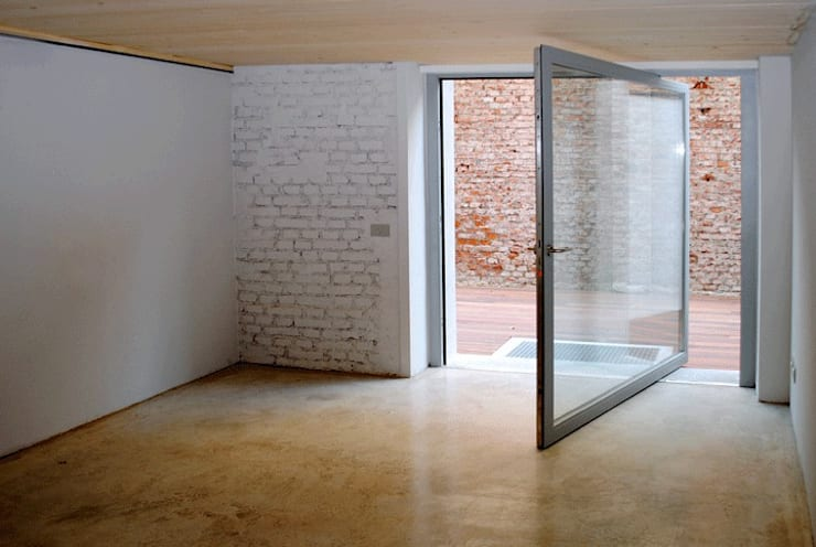 Lofts Lambrate: Casa in stile  di Moodern,