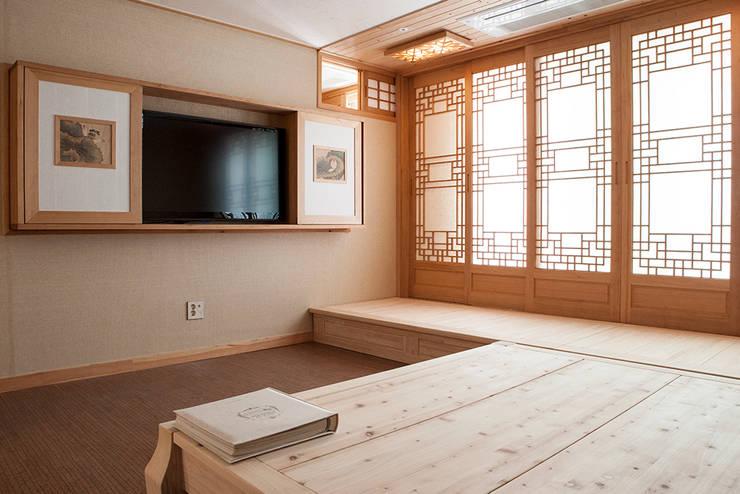 아파트를 한옥으로: 한옥공간의  방