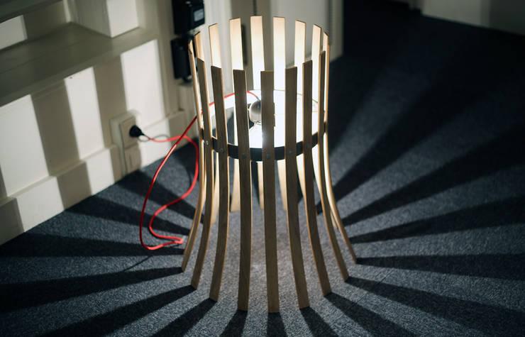 IACI: Bureau de style de style Moderne par Rémi Casado