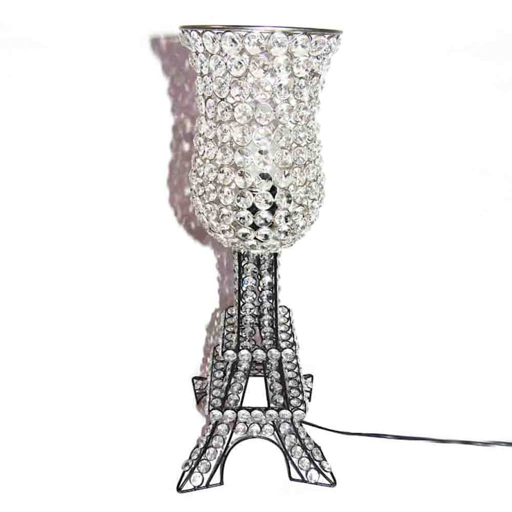 "Paris Decor - Crystal Eiffel Tower Table Lamp: {:asian=>""asian"", :classic=>""classic"", :colonial=>""colonial"", :country=>""country"", :eclectic=>""eclectic"", :industrial=>""industrial"", :mediterranean=>""mediterranean"", :minimalist=>""minimalist"", :modern=>""modern"", :rustic=>""rustic"", :scandinavian=>""scandinavian"", :tropical=>""tropical""}  by M4design,"