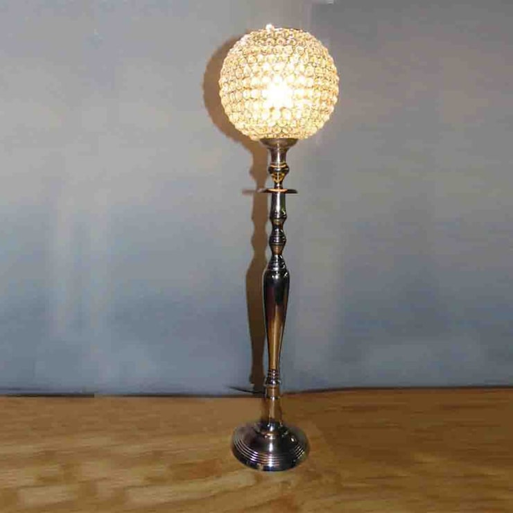 Crystal Ball Lamp:  Kitchen by M4design