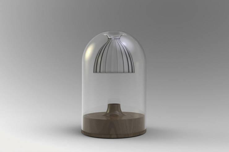 Bell Belle: Chambre de style  par TING