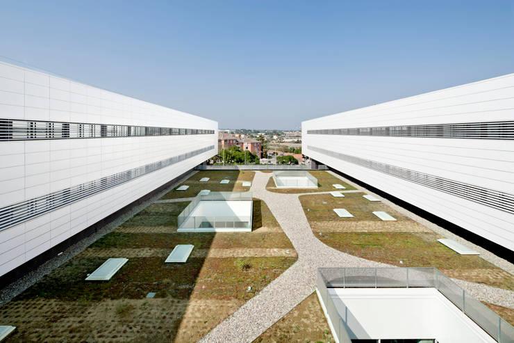 HOSPITAL UNIVERSITARIA SANT JOAN DE REUS:  Walls by PICHARCHITECTS