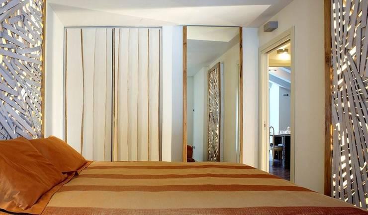 Casa M - Ponte di Legno: Case in stile  di Studio O - Arch. Oliviero Baldini