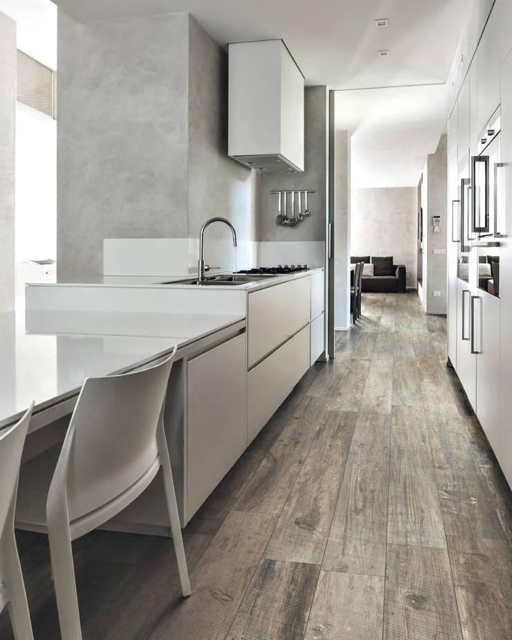 Plaza Yapı Malzemeleri – Styletech: modern tarz Mutfak