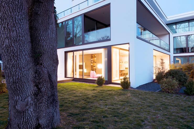 Wohnung Westwood:   von vonMeierMohr Architekten