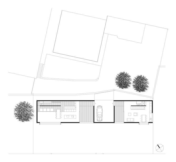 case Bircat:  in stile  di Cattaneo Brindelli architetti associati,